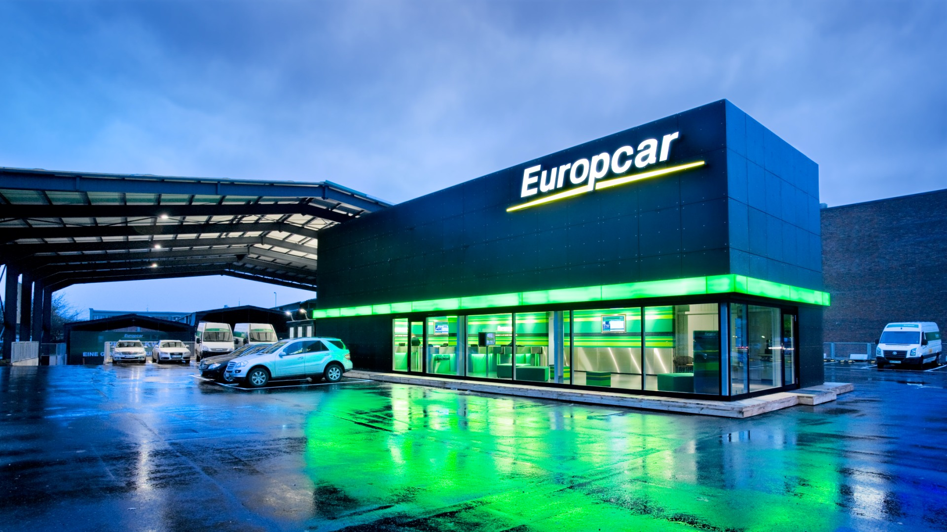 europcar photo slide